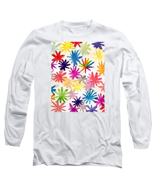 Long Sleeve T-Shirt featuring the photograph A Child's Creation #1 - Donation by Suri
