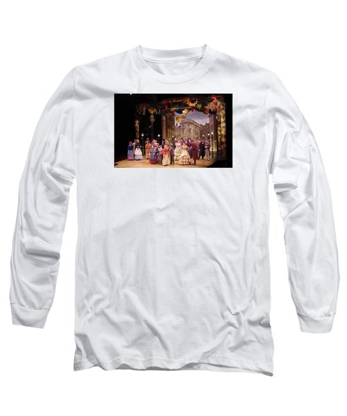 A Chrstmas Carol Long Sleeve T-Shirt
