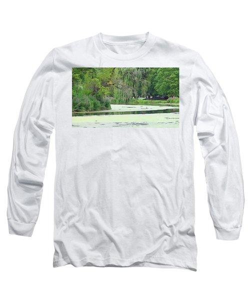 A Clearer Path Long Sleeve T-Shirt