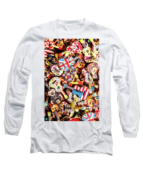 A Colour Instrumental Long Sleeve T-Shirt