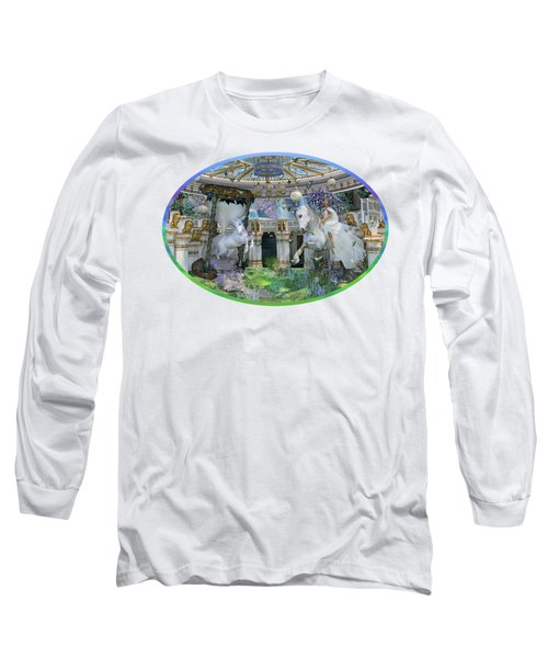 A Curious Dream Long Sleeve T-Shirt