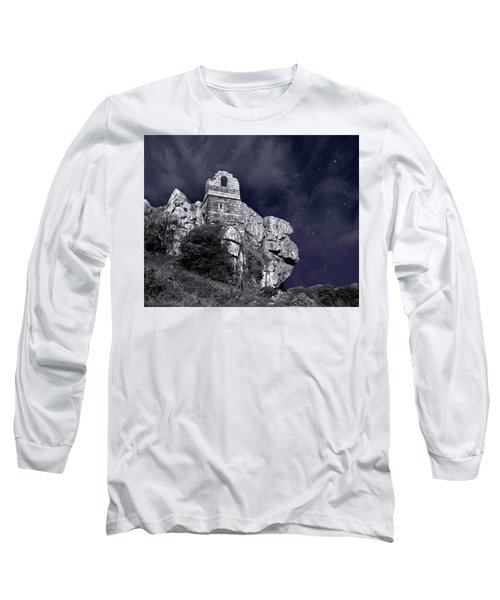 A Dark Tale Long Sleeve T-Shirt