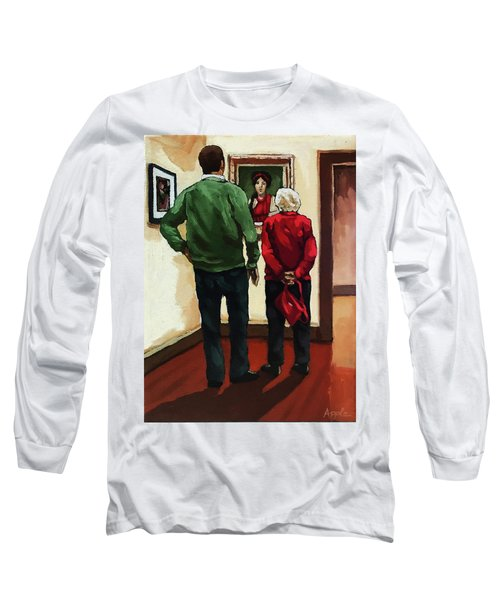 A Day With Mom Long Sleeve T-Shirt