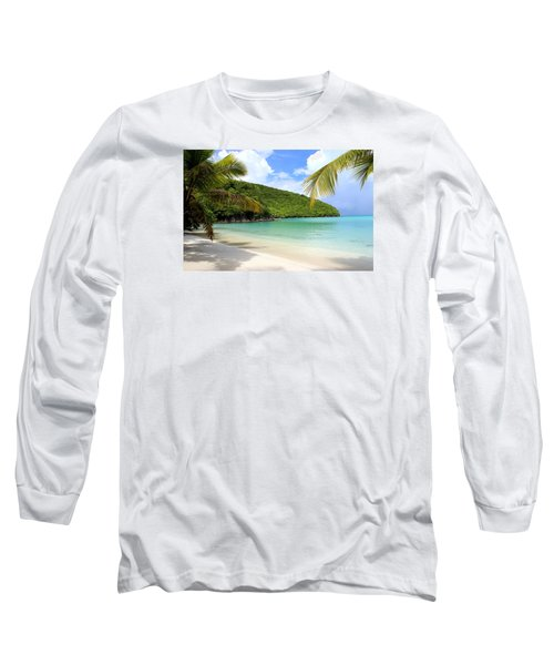 A Day With My Best Friend Long Sleeve T-Shirt by Fiona Kennard