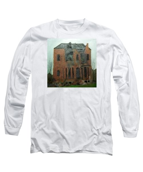 A Derelict House Long Sleeve T-Shirt