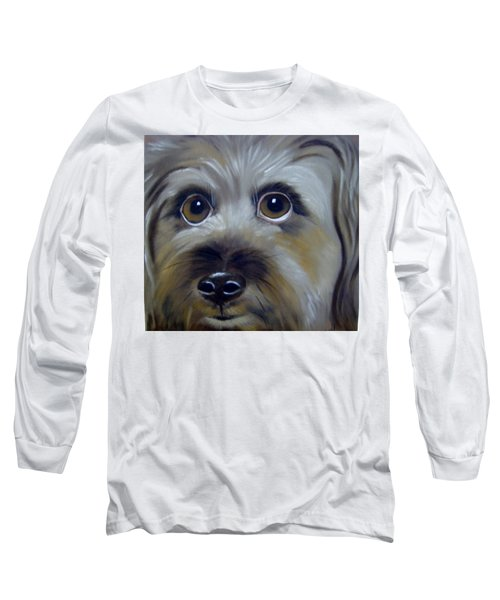 A Dog's Love Long Sleeve T-Shirt