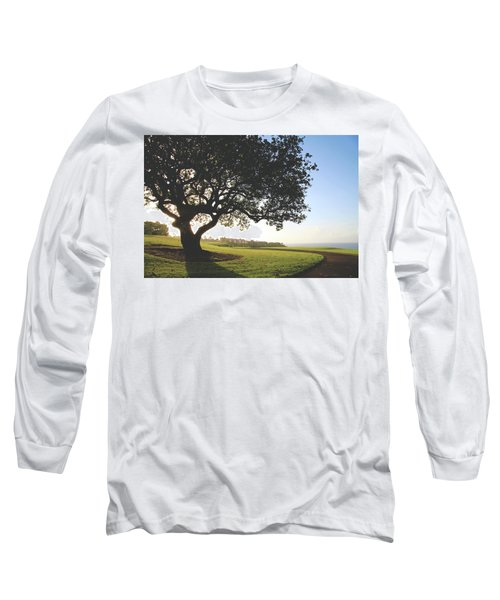 Long Sleeve T-Shirt featuring the photograph A Dreamy Dream by Laurie Search