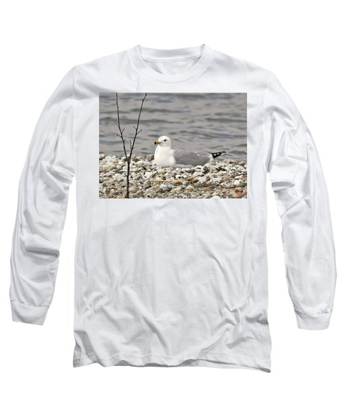 A Few Moments Of Peace Long Sleeve T-Shirt