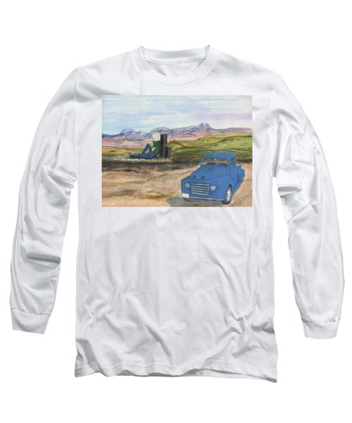 A Ford Long Sleeve T-Shirt