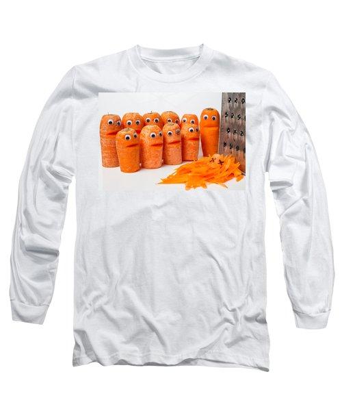 A Grate Carrot 1. Long Sleeve T-Shirt