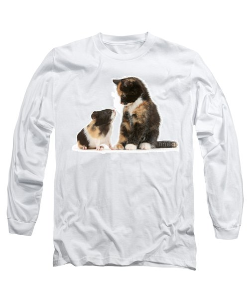 A Guinea For Your Thoughts Long Sleeve T-Shirt