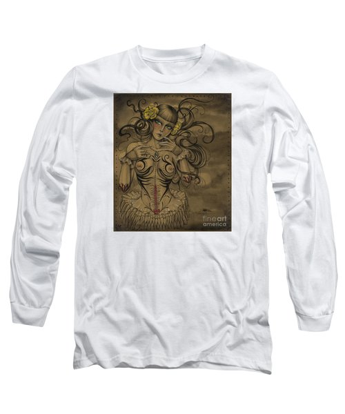 A Little Tribal Long Sleeve T-Shirt