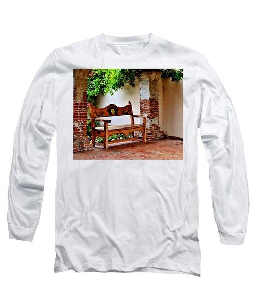 A Necessary Respite Long Sleeve T-Shirt