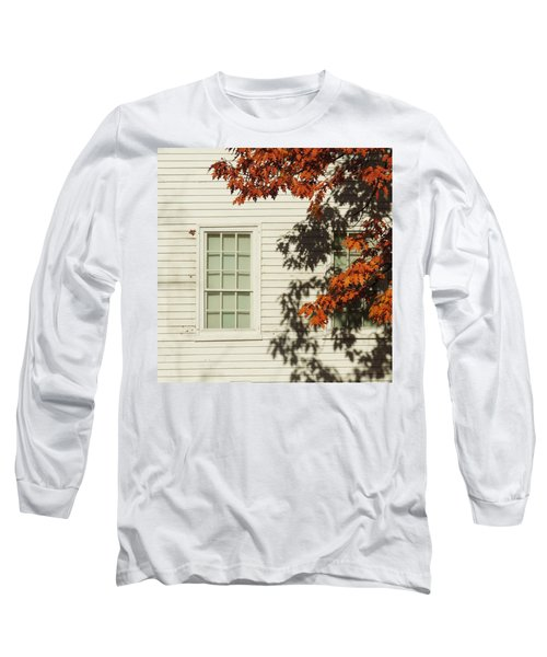 A New England Composition Long Sleeve T-Shirt