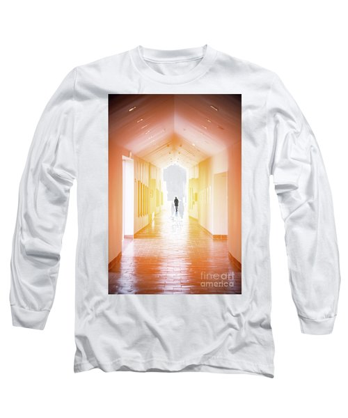A Path That Never Ends Long Sleeve T-Shirt