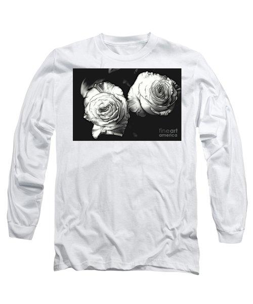 A Perfect Pair Bw Long Sleeve T-Shirt