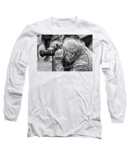 A Photographers Photographer Long Sleeve T-Shirt