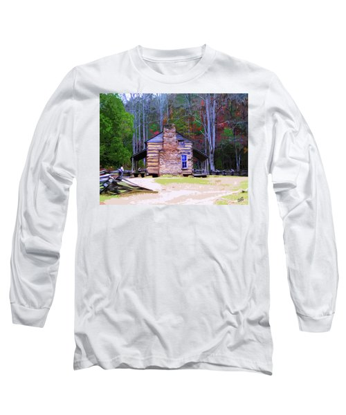 A Place In The Woods Long Sleeve T-Shirt