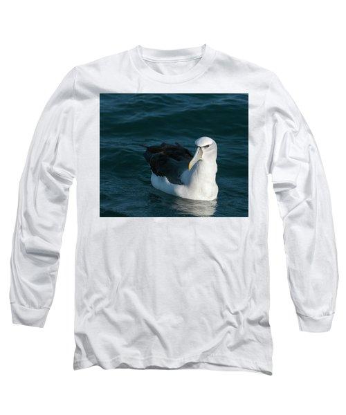 A Portrait Of An Albatross Long Sleeve T-Shirt