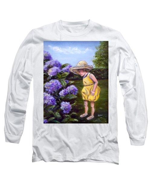A Precious  Moment Long Sleeve T-Shirt