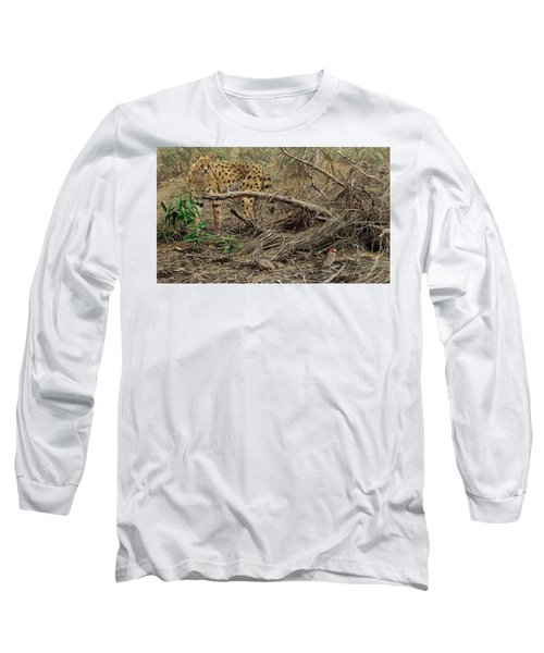 A Quiet Approach Long Sleeve T-Shirt