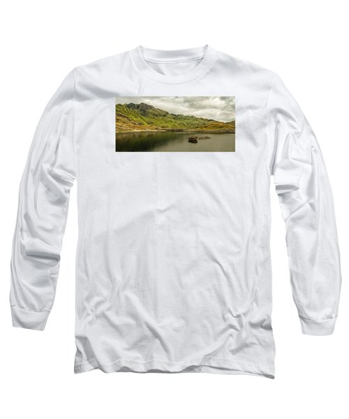 A Rock And A Hard Place Long Sleeve T-Shirt
