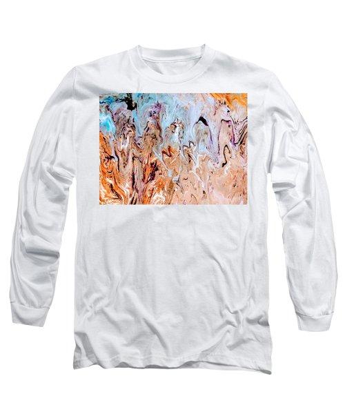 A Slice Of Earth Long Sleeve T-Shirt