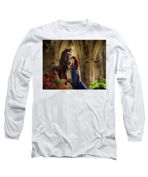 A Spanish Night Long Sleeve T-Shirt