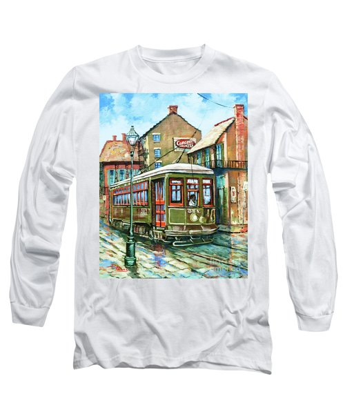 A Streetcar Named Desire Long Sleeve T-Shirt