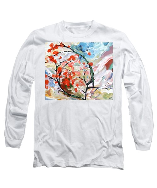 A Study In Qi Long Sleeve T-Shirt