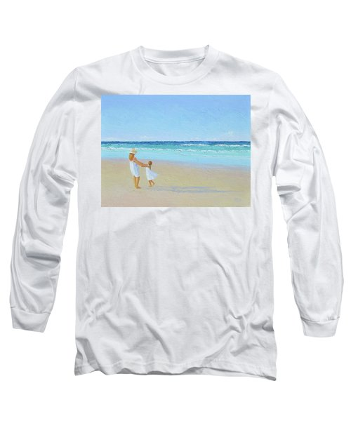 A Summer Dance Long Sleeve T-Shirt