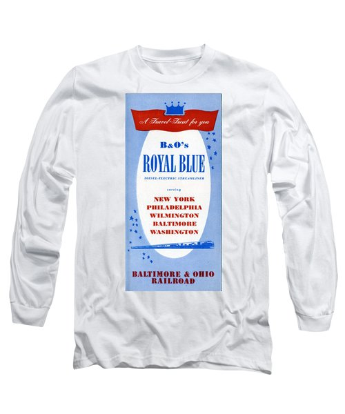 A Travel Treat For You Long Sleeve T-Shirt