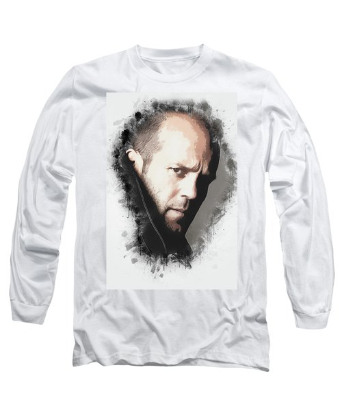 A Tribute To Jason Statham Long Sleeve T-Shirt
