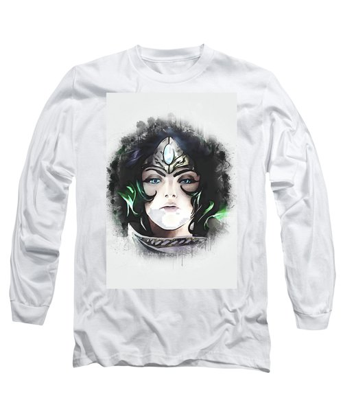 A Tribute To Sivir Long Sleeve T-Shirt