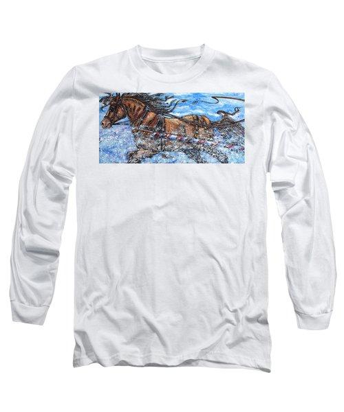 A Trip Down Memory Rein Long Sleeve T-Shirt