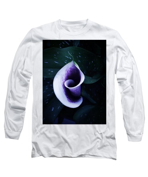 A Twist Long Sleeve T-Shirt