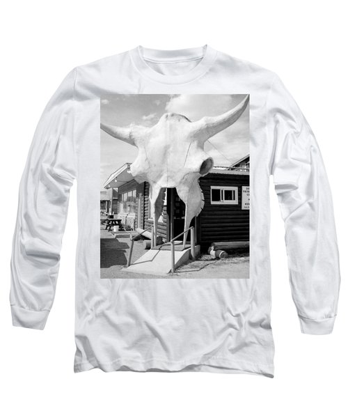 Abandon Hope Long Sleeve T-Shirt