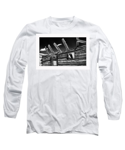 Abandon View Long Sleeve T-Shirt
