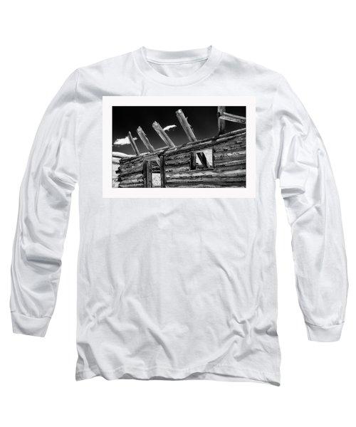 Abandon View Long Sleeve T-Shirt