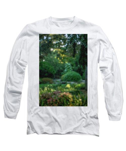 Morning Web Long Sleeve T-Shirt