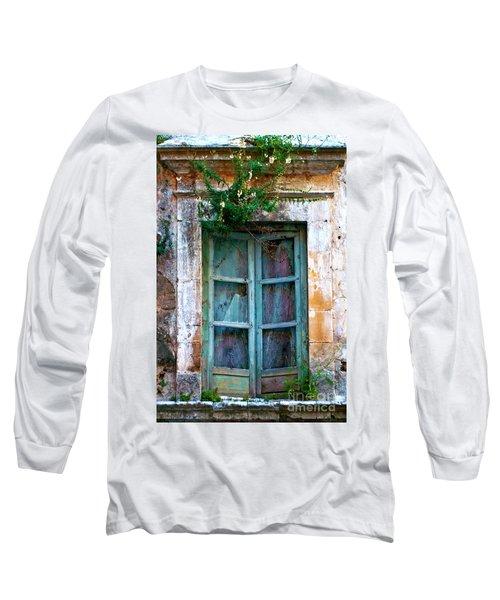 Abandoned Sicilian Sound Of Noto Long Sleeve T-Shirt