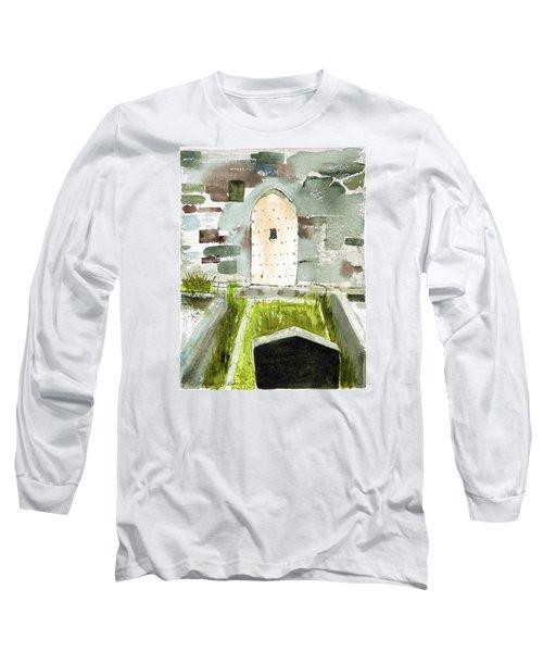 Abbey Door Long Sleeve T-Shirt