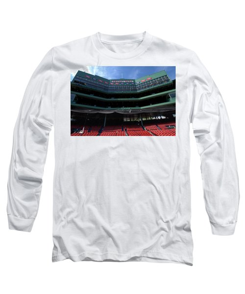 Above It All Long Sleeve T-Shirt