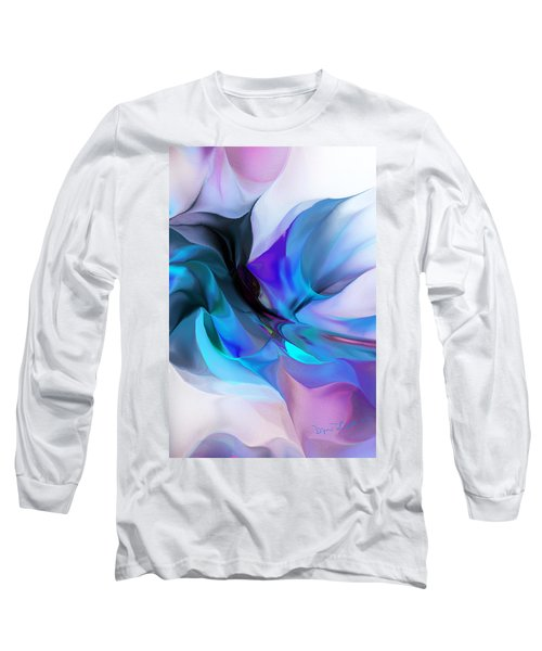 Abstract 012513 Long Sleeve T-Shirt