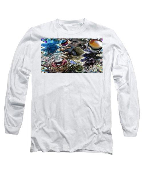 Abstract 623164 Long Sleeve T-Shirt