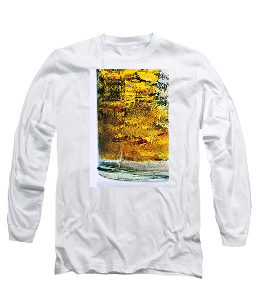 Abstract #8442 Long Sleeve T-Shirt