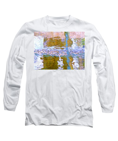 Abstract Directions Long Sleeve T-Shirt
