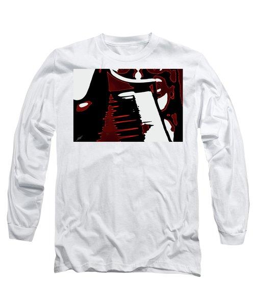 Abstract Piano Long Sleeve T-Shirt
