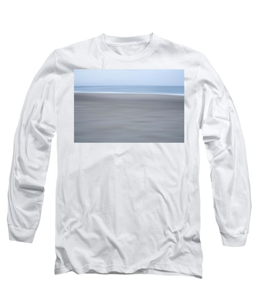 Abstract Seascape No. 10 Long Sleeve T-Shirt