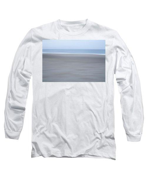 Abstract Seascape No. 10 Long Sleeve T-Shirt